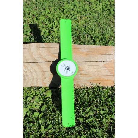 Bracelet compteur de points / vert