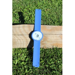 Bracelet compteur de points / bleu